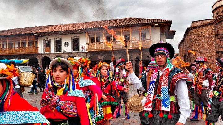Cusco-festival