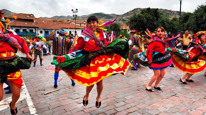 Cusco-festivali
