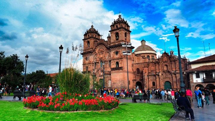 Cusco-katedrali