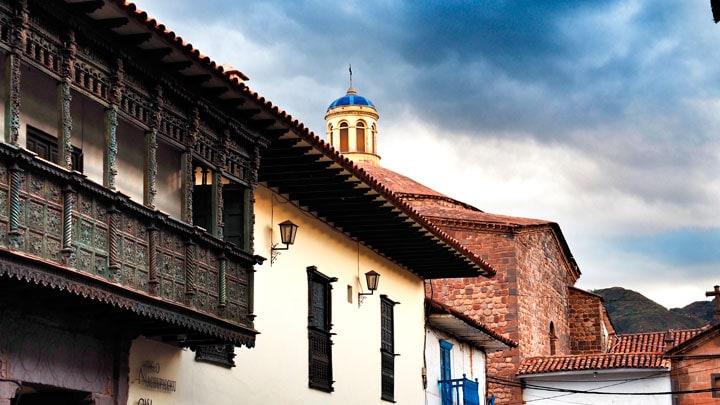 Cusco-mimarisi