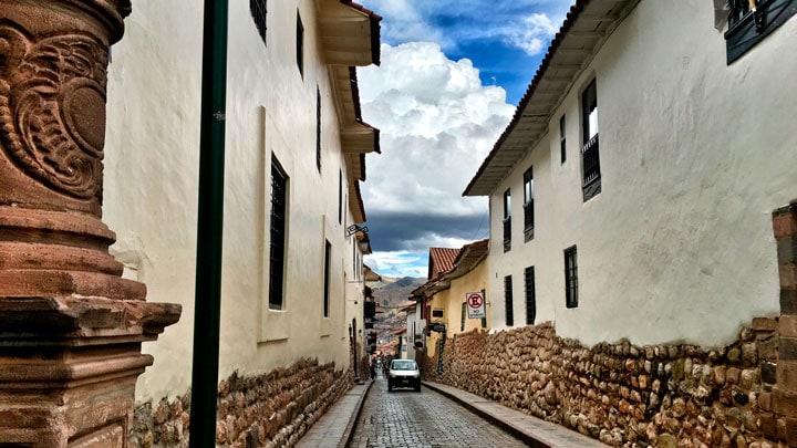Cusco-sokaklari