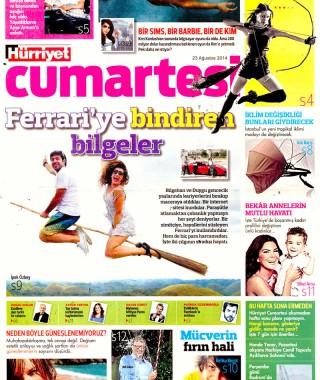 HURRIYET-CUMARTESI-23.08.14-manset
