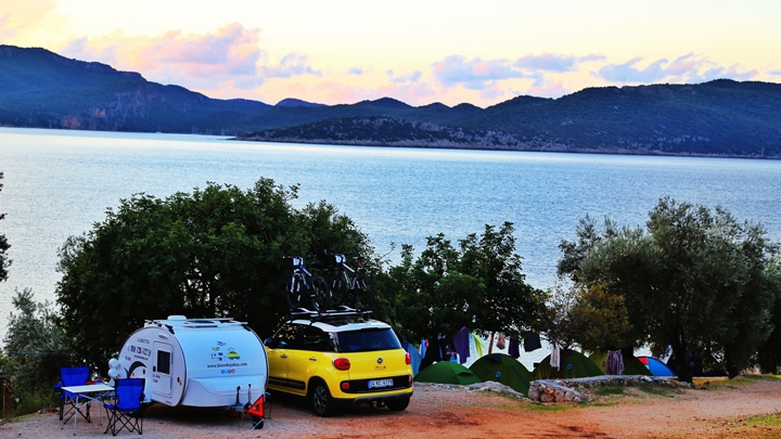 Kaş-Camping