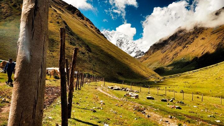 Salkantay-trek