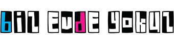 Biz Evde Yokuz logo