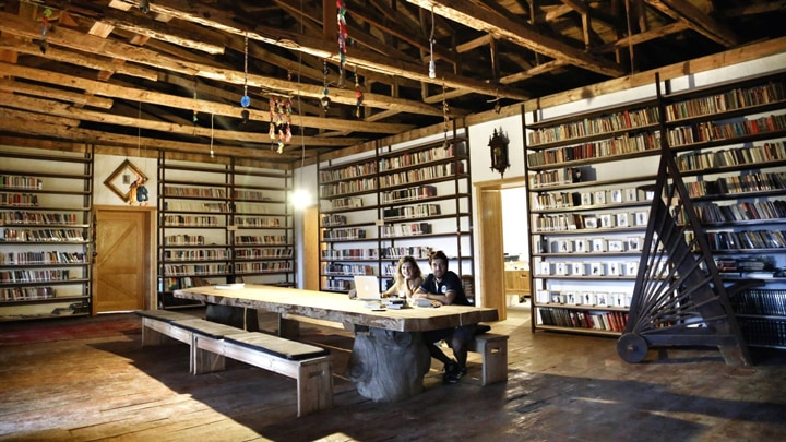 düşler-akademisi-kütüphane-kaş
