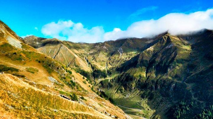 dağlar-transfagarasan