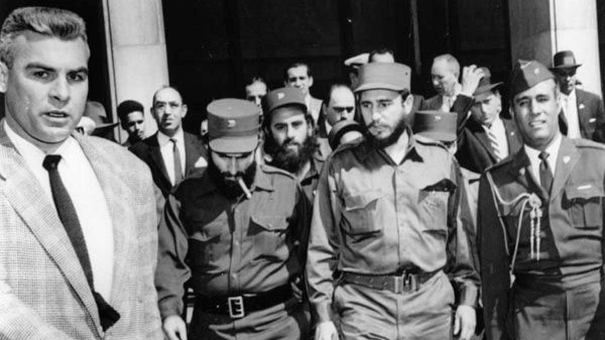 Castro's Washington visit