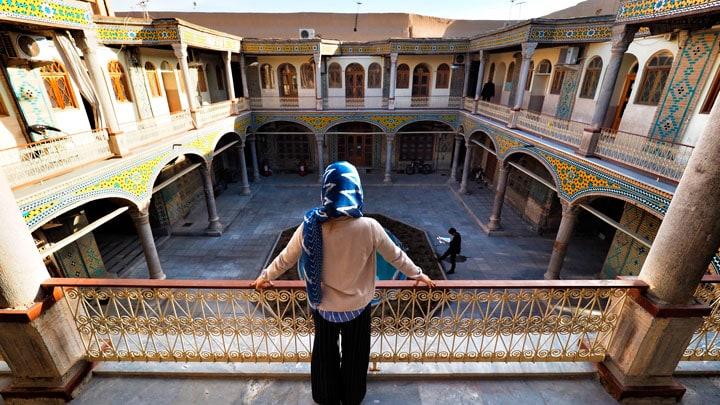 isfahan-avlu