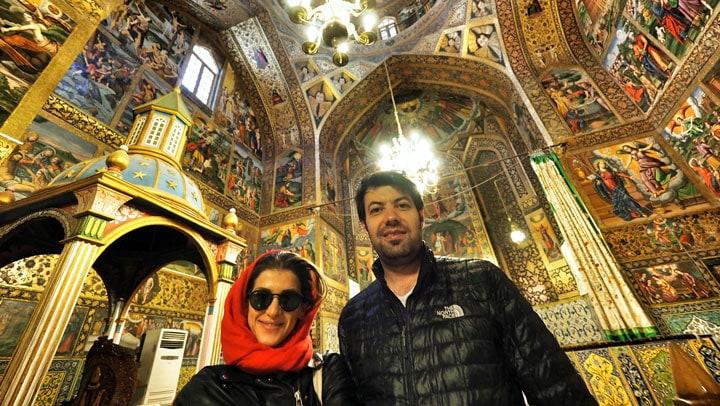 isfahan-kilise