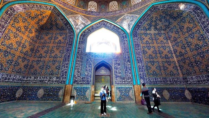 isfahan-mavi-camii