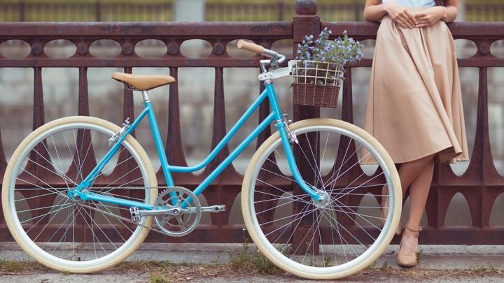kadın-bisikleti