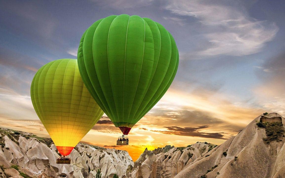 Kapadokya Balon Turu Guvenli Mi Fiyatlar Bilgiler Biz Evde Yokuz