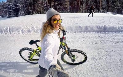 karda-bisiklet