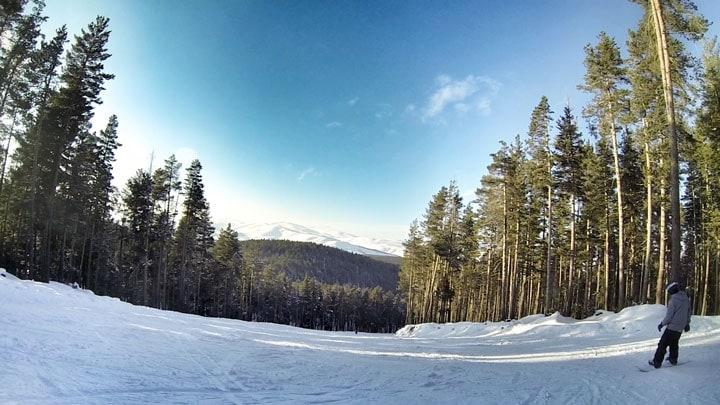 kars-sarıkamış-kayak-orman