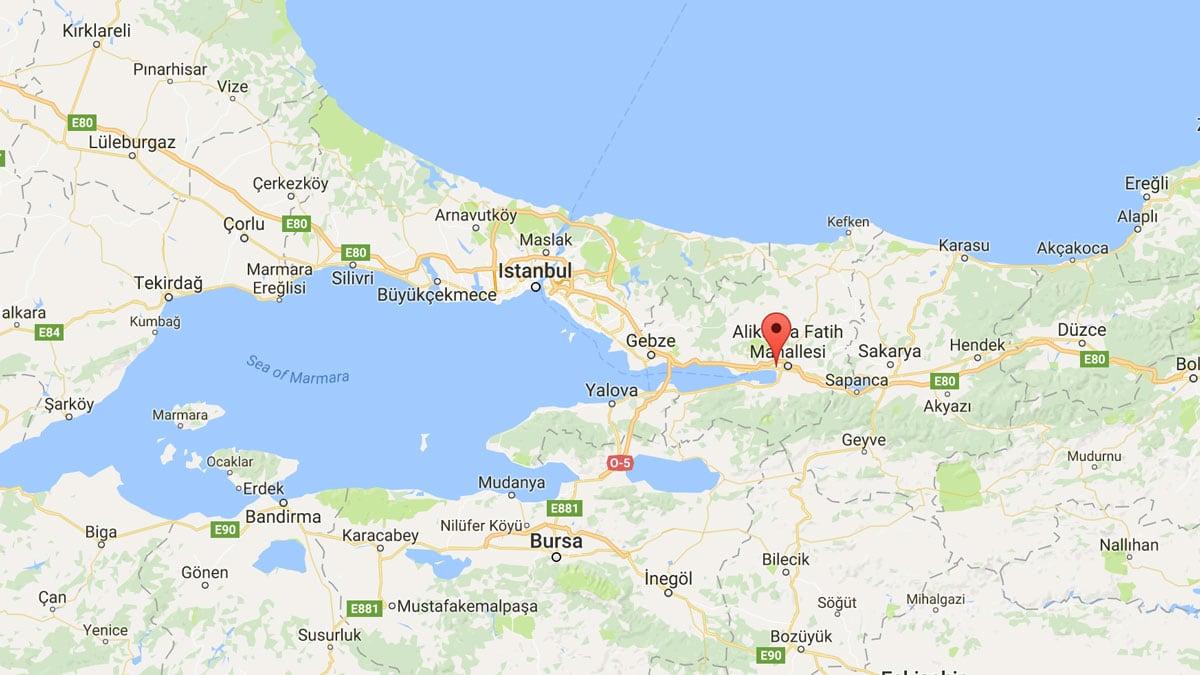 kocaeli-harita