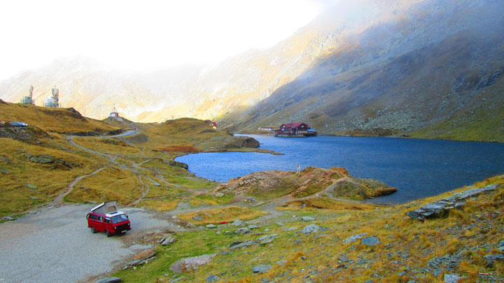 living4wheel-transfagarasan