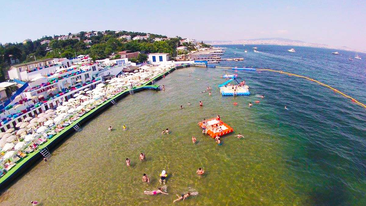 Epic Top 15 Istanbul Beaches