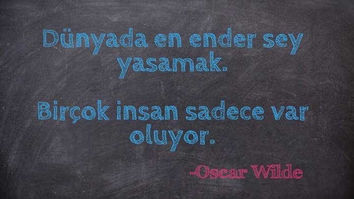 oscar-wilde-dünyada-en-ender-şey
