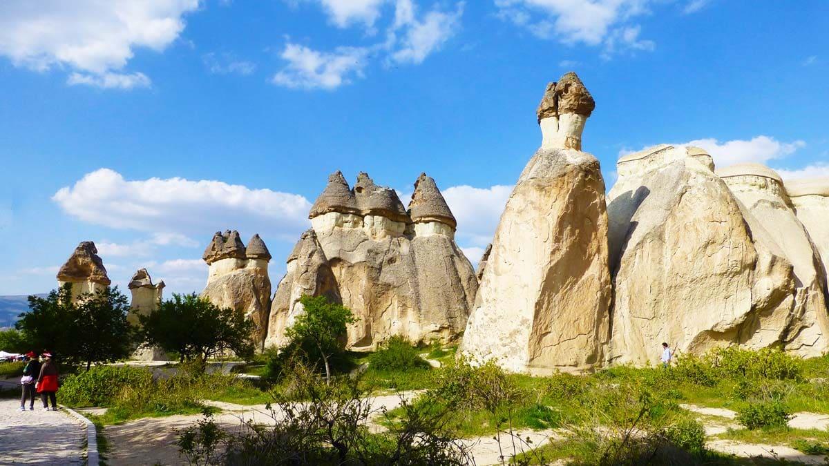 Kapadokya Da Gezilecek Yerler Biz Evde Yokuz