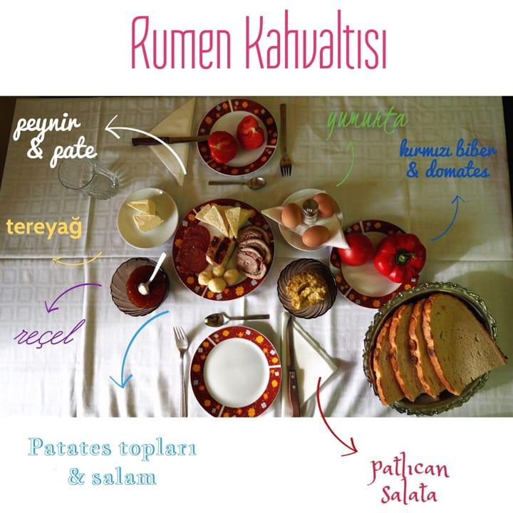 romanya-yemek-kahvaltı