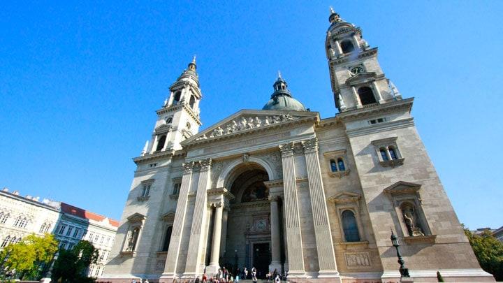 budapeste-aziz-stephen-bazilikasi