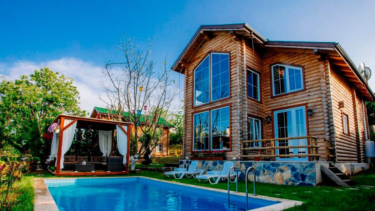istanbul a yakin bungalov evler ve