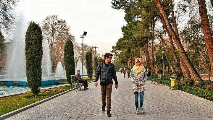 tahran-park